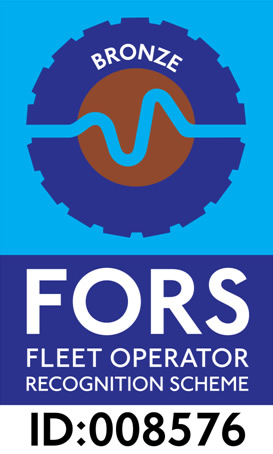 We are a fors registered haulage company